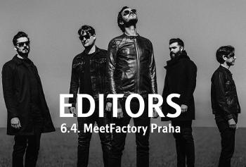 Editors v dubnu v MeetFactory představí novou desku