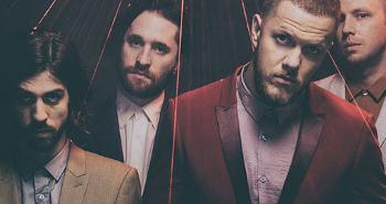 Imagine Dragons vydali třetí studiovou desku EVOLVE letos v červnu