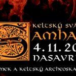 SAMHAIN – svátek keltů – Nasavrky