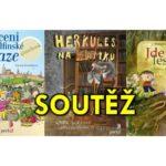 SOUTĚŽ o tři dětské knížky z Nakladatelství PORTÁL