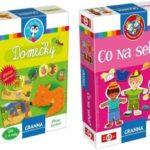 SOUTĚŽ o čtyři dětské hry značky GRANNA