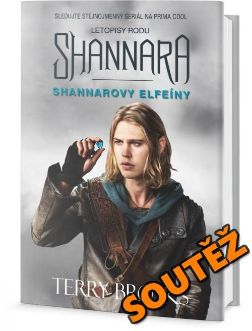 SOUTĚŽ o fantasy knihu SHANNAROVY ELFEÍNY