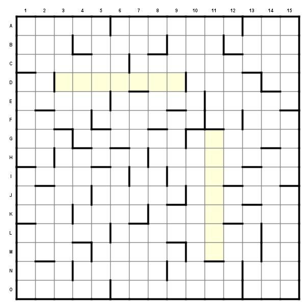 Křížovka č. 3