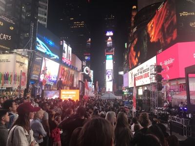 #WORKYinNYC - Díl 04 - Taková větší Matějská