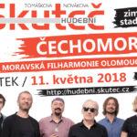 Čechomor vystoupí v rámci hudební Skutče