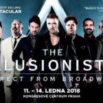 The Illusionists vystoupí již příští týden