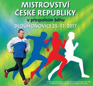 Místrovství ČR v přespolním běhu v Dlouhoňovicích