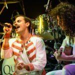 Kapela Queenie zvedla ze sedadel návštěvníky koncertu v chrudimském divadle
