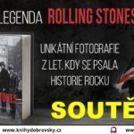 SOUTĚŽ o knihu ROLLING STONES – 1963-1965 Na cestě za hvězdnou slávou