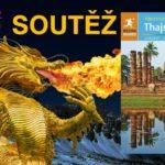 SOUTĚŽ o turistického průvodce – THAJSKO z řady Rough Guides