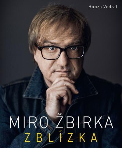 SOUTĚŽ o vstupenky a knihy Miro ŽBIRKY