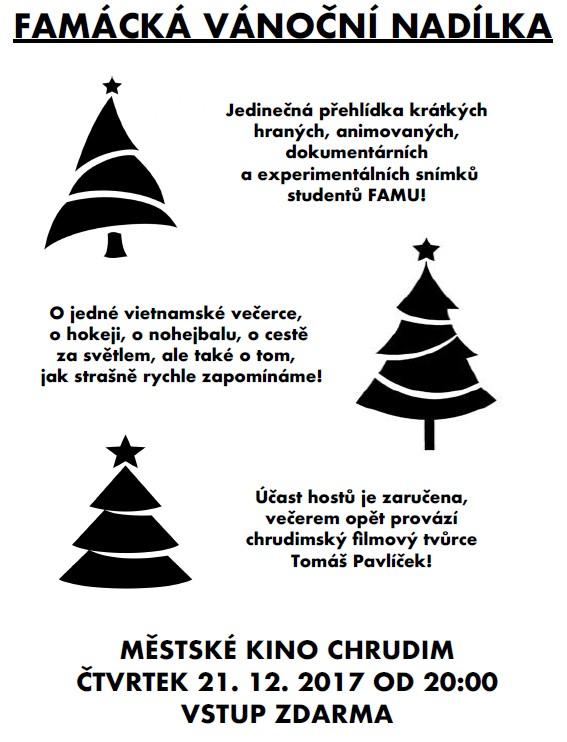 Vánoční famácká nadílka