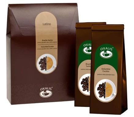 Mlsný pecivál - káva