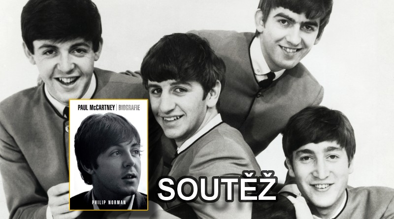 SOUTĚŽ o knihu Paul McCartney: biografie