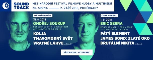 SOUNDTRACK Poděbrady 2018