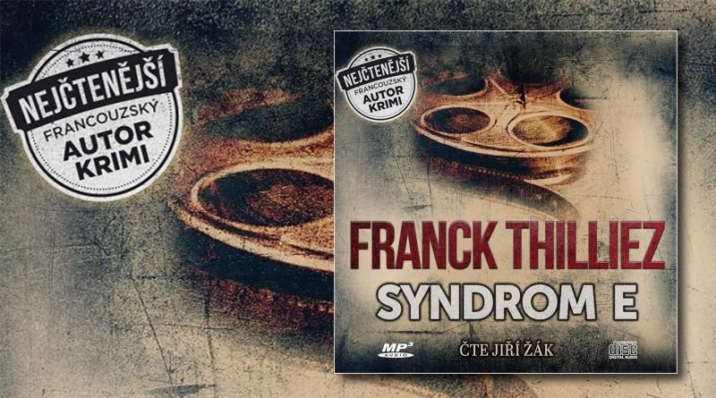 Audiokniha Syndrom E Franck Thilliez