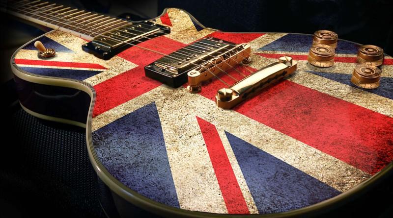 Britské kytarovky