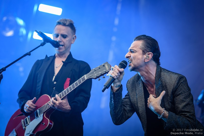 Depeche Mode, foto: FotoZajda.cz