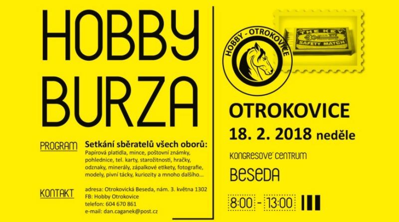 Hobby burza 2018 Otrokovice