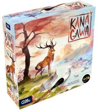 Kanagawa krabice