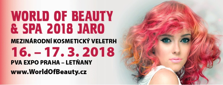 Kosmetický veletrh World of Beauty and Spa