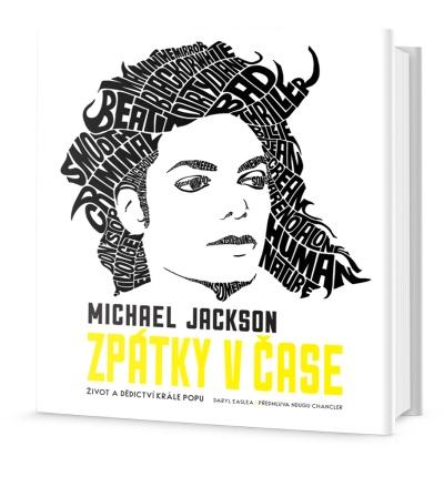 Michael Jackson - Zpátky v čase obal