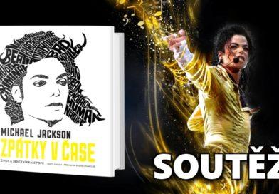 Michael Jackson - Zpátky v čase soutěž