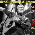 SOUTĚŽ o vstupenky na Michala PROKOPA & Framus Five do R klubu Chrudim