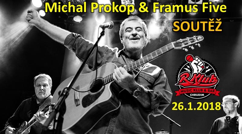 Michal Prokop - R klub - soutěž