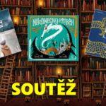 SOUTĚŽ o tři audioknihy z OneHotBook
