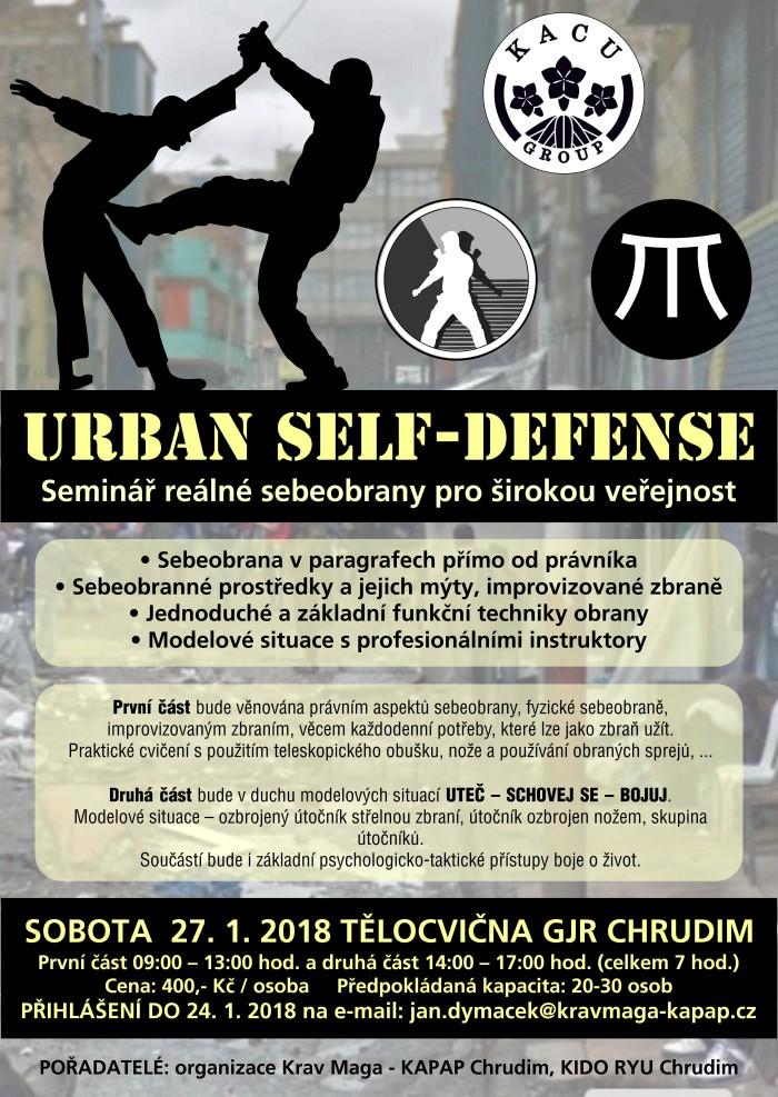 Urban Self Defense