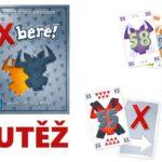 SOUTĚŽ o karetní hru X bere!