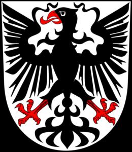 Chrudim - znak orlice