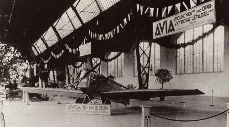 Dolnoplošník Avia B.H.1