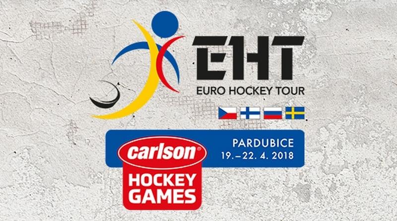 Hokejová událost pro Pardubice – budou hostit Euro Hockey Tour