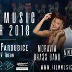 Jedinečný koncert filmové hudby v Ideonu