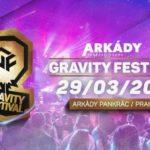 Festival v obchodním domě – to je Gravity festival