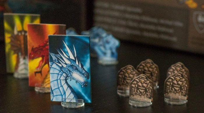 Legendy země Euthie – Fantasy desková hra