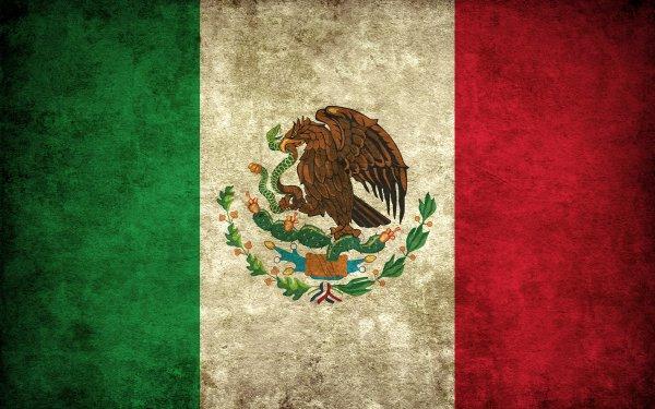 Mexiko - vlajka