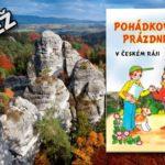 SOUTĚŽ o tři knihy Pohádkové prázdniny v Českém ráji