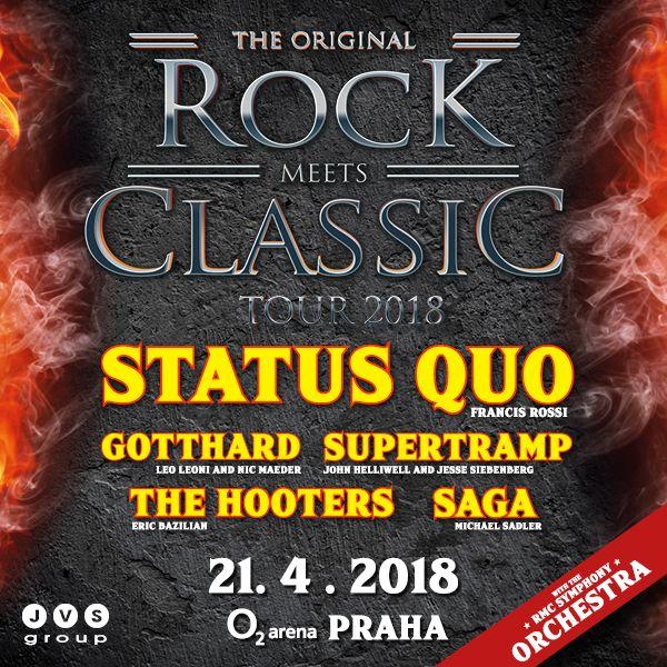 Rock meets classic - plakát