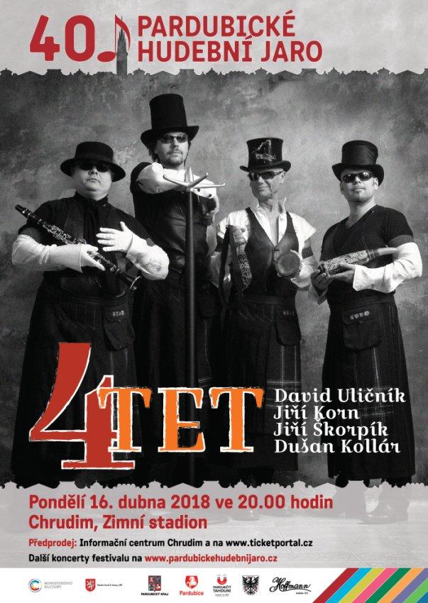4TET plakát