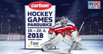 Vstupenky na Carlson Hockey Games 2018 vprodeji