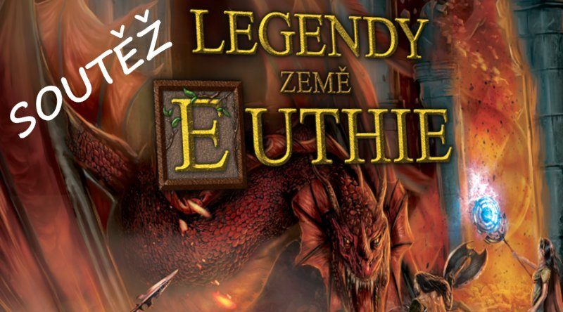Legendy země Euthie soutěž