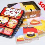 SOUTĚŽ o karetní hru SUSHI GO!