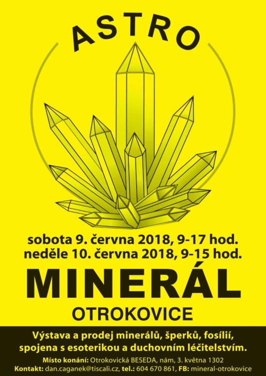 Astro Minerál plakát