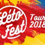 Druhý ročník Létofestů přiveze do osmi měst dva dny té nejlepší československé hudby