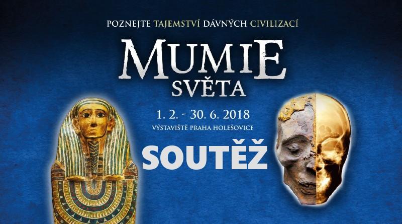 Mumie soutěž