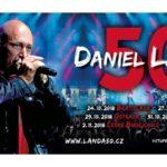 Daniel Landa oslaví padesátiny koncerty ve velkých halách