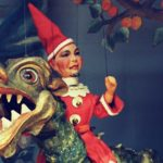 Velký karneval mezi loutkami
